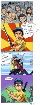L4D2-When U are in danger by Nicca11y