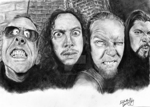 Metallica by drinkemalll