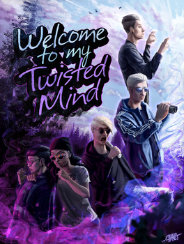 Welcome To My Twisted Mind by Challalalla