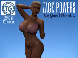 TG COMIC: Zack Powers 8 by TGTrinity