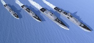 Royal Netherlands Navy 2020's by kaasjager