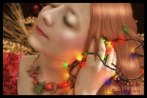 Dreaming of Christmas by marphilhearts