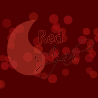 Ajah iPhone/Android Wallpaper: Red Ajah by xxtayce