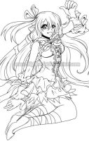 Commission14- Chobits by Night-mist
