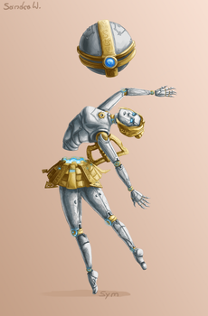 Orianna by TheSym