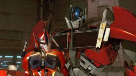 TFP Optimus and Causeway with Ratchet by ElitaOneArts