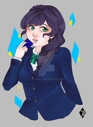 Nozomi by vioLET-R
