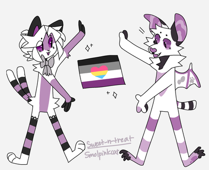 Panromantic Ace Pride #PrideMonth by Sweet-n-treat