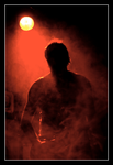 guitar silhouette pt2 by frenky666