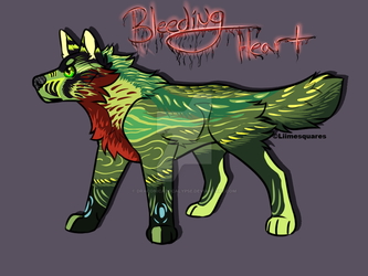 Bleeding Heart (Closed) by DraconicApocalypse
