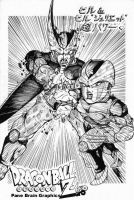 Cell and Cell Juliett by ppmaster