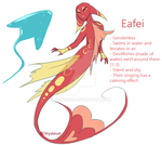 Eafei [New OC] by Jeyawue