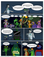 ZOOmbies | Prologo - Pagina 9 (ES) by rizegreymon22
