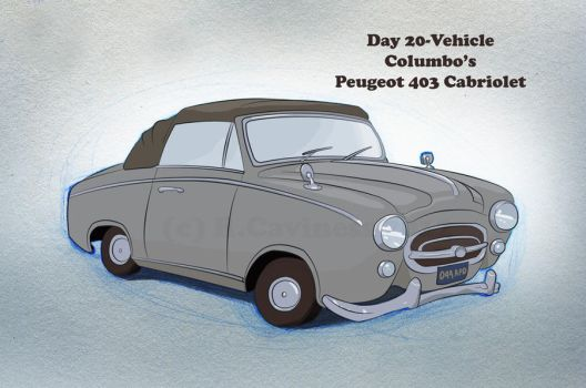 Day 20_Vehicle by WimpleToad