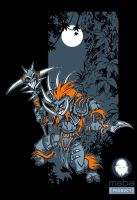 DarkSpear-Tribe-4colours by MabaProduct