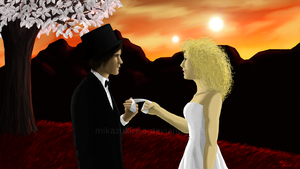 The Wedding of River Song by MikazukiRisa