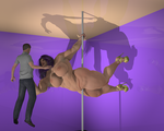Pole Dancer - Amazon Lift by SteveBlazer