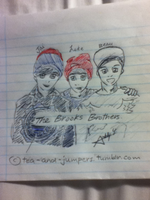 The Brooks Brothers by tea-and-jumpers