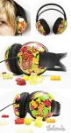 Gummy Bear Headphones by Bobsmade