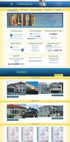 GMOkna website redesign vol 1, home page by crys-a-drak