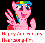 Happy Anniversary! by Dolphingurl21stuff