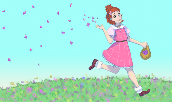 Cure Flora by VanessaCake