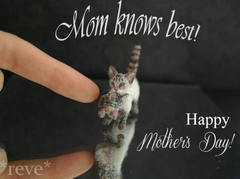Happy Mother's Day by ReveMiniatures
