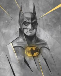 Batman by ainsophd