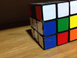 Simple Rubix Cube by patden09