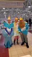 Romics 2017 - Butterfly family by PnFlover98