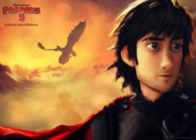 Heart of a Chief, Soul of a Dragon - HTTYD3 by Aty-S-Behsam