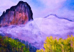 Sentinel Cloud by Yosemite-Stories