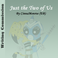 Commish - Just the Two of Us by CinnaMonroe