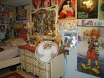 My OLD bedroom, Dresser side. by Keikoku147