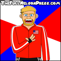 Jack Swagger (2016 Return) by TheFullNelsonPress