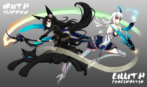 Blade and Soul by CrossAzoith