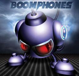 BoomphoneCharacterTest by graphicoz