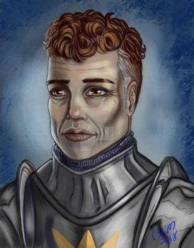 Character Portrait: Andreas of Helm