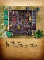 The Thumbed Page by ladnamedfelix by ladnamedfelix