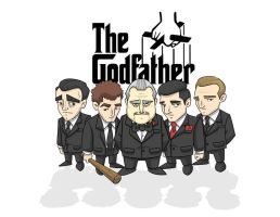 The Godfather by 8JR8