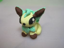 leafeon by GingerTheFish
