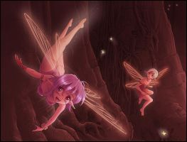 Felarya Fairies by gamera1985