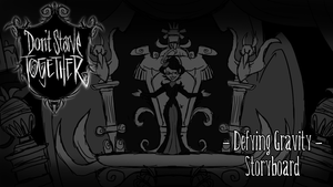 DST: Defying Gravity Storyboard by Aileen-Rose
