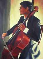 At Concert by Mats-Eriksson