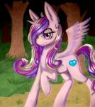 Melancholy princess of love... by PurrrfectArtist