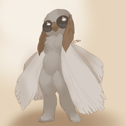 Dailies 009- softmoth by Hootsewers