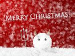 Merry Christmas Wallpaper by ConfusedCupcake