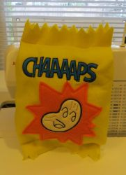 CHAAAAPS Bag - Steven Universe by NeitherSparky