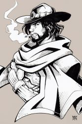 McCree by DeanGrayson