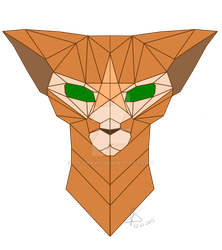 Geometric Firestar .:15 years:. by JK-Draws
